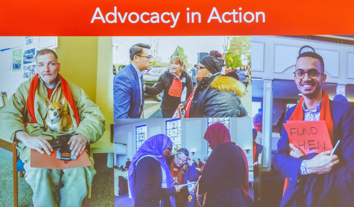 Advocacy in Action