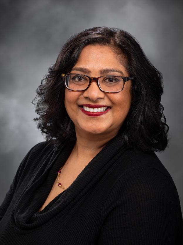 Senator Mona Das