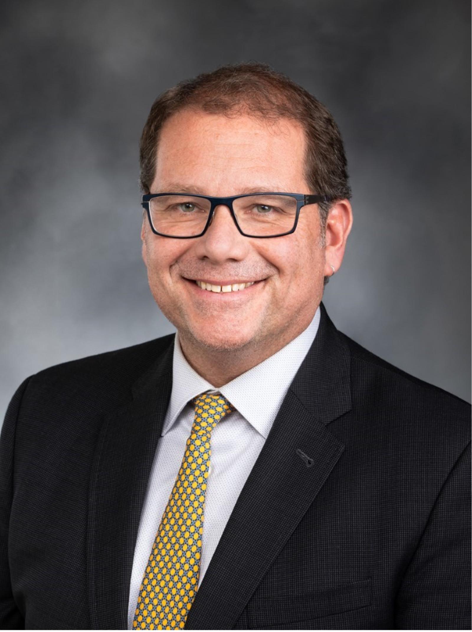 Representative Strom Peterson photo